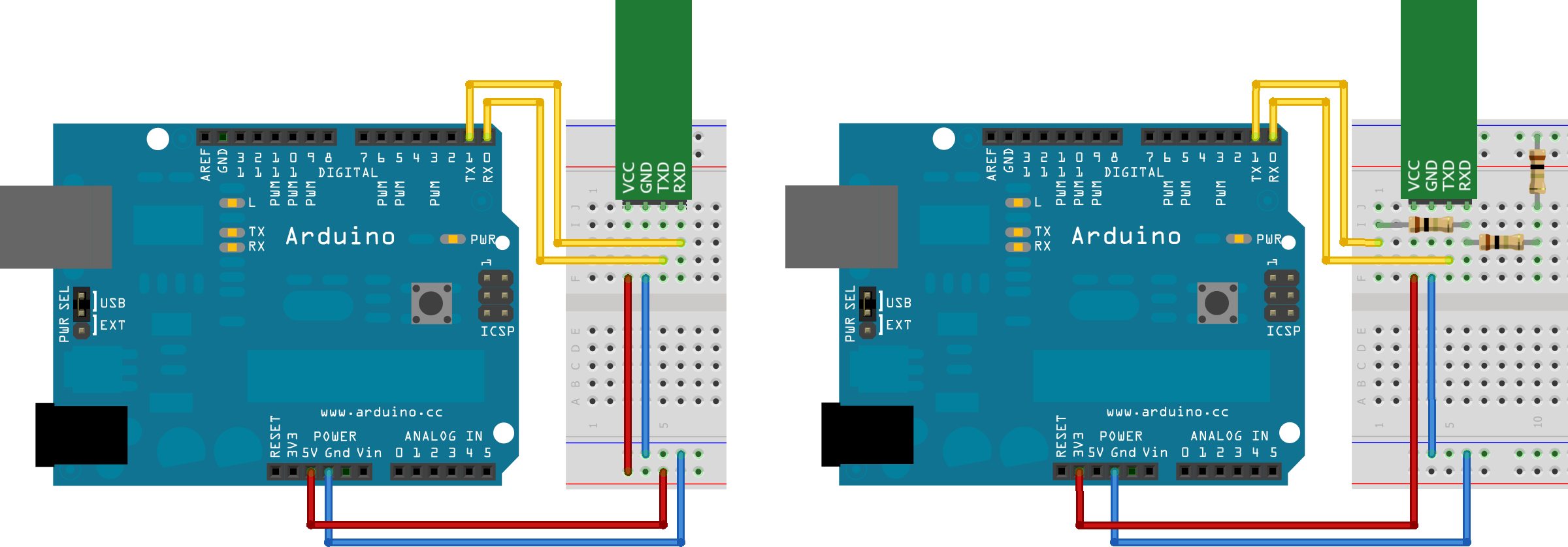 How to add Bluetooth to your Arduino Project with BTduino | Marian's