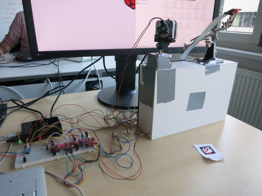 Computer Vision and Robotics Demo with Raspberry Pi | Marian's Blog
