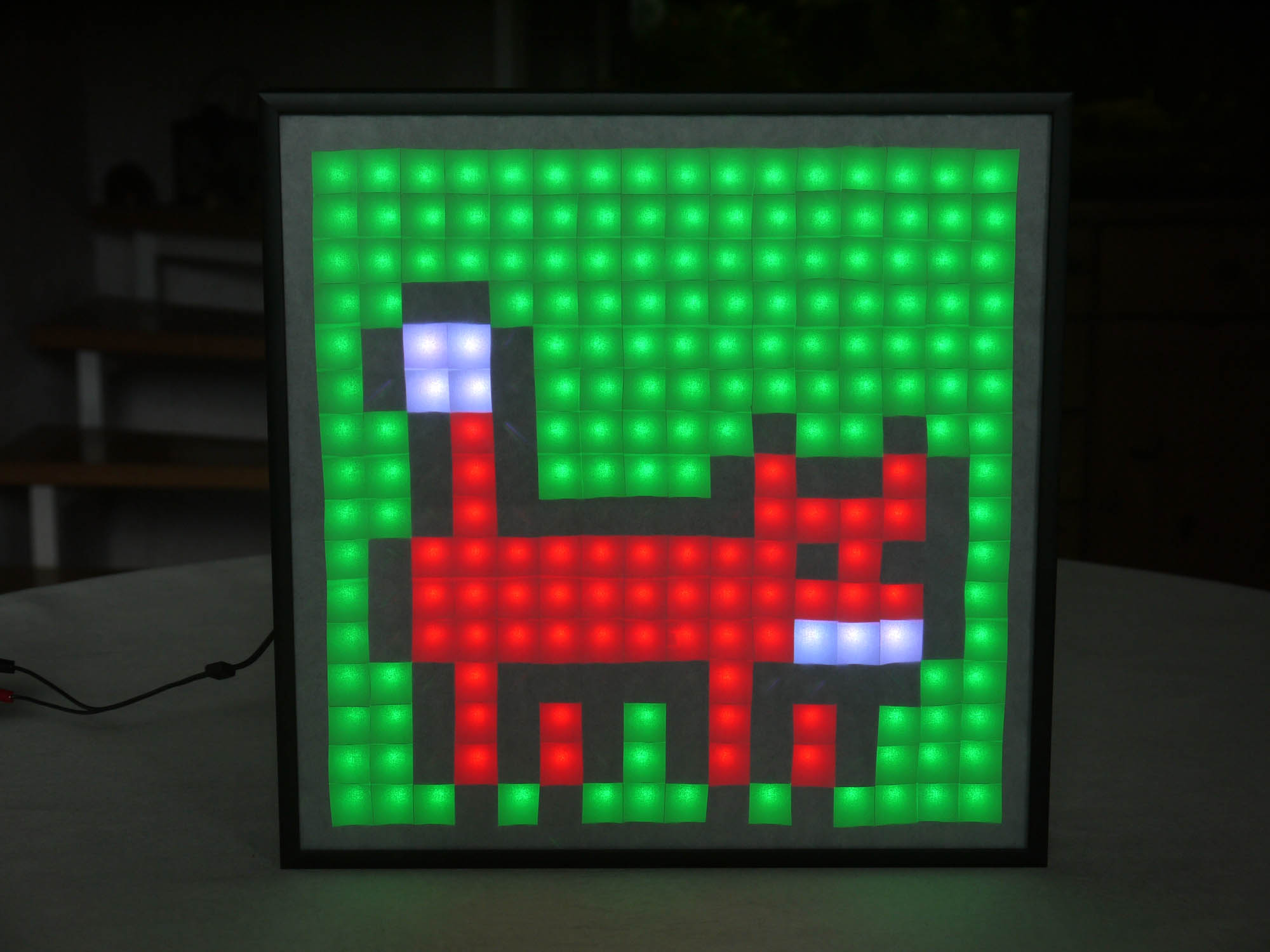 16×16 LED Matrix | Marian's Blog
