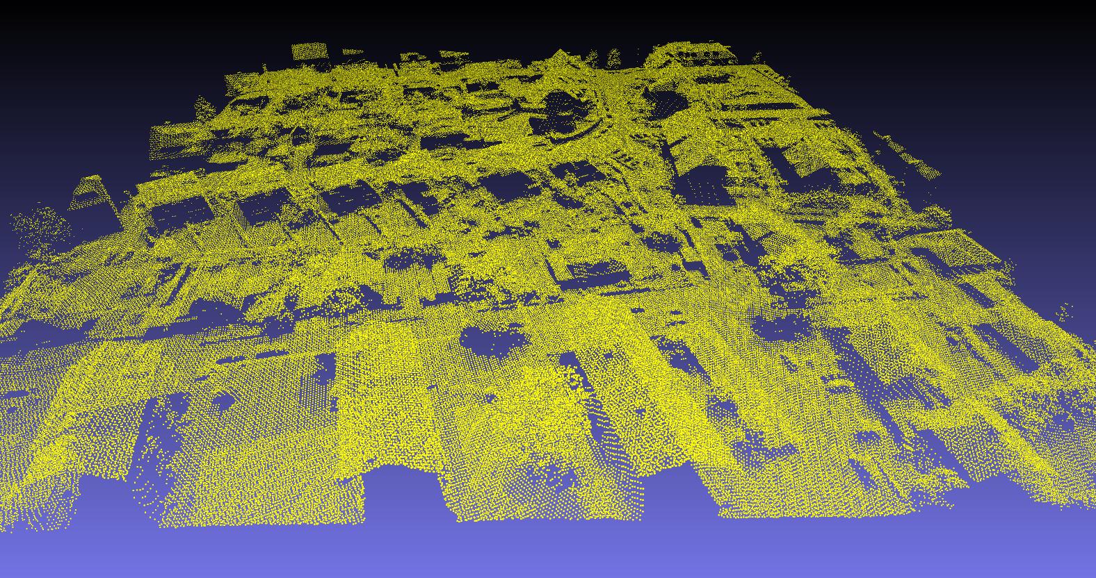 3D printed model of my neighborhood | Marian's Blog